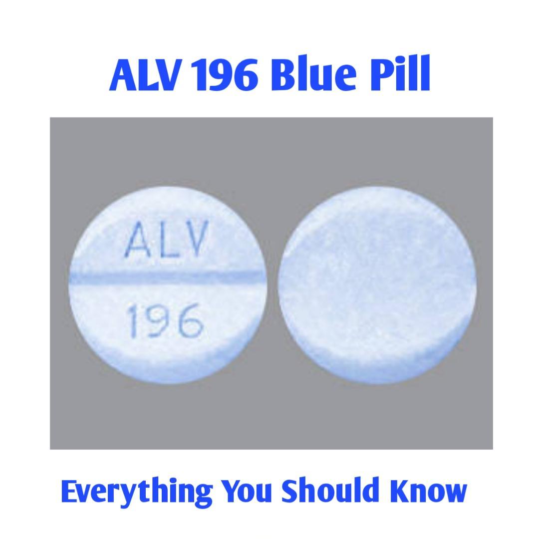 alv 196 blue pill