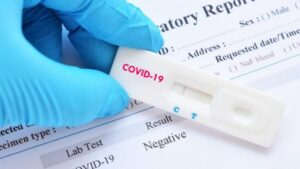 Danaher Corp COVID-19 blood test