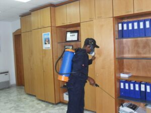 Fumigation Hazards