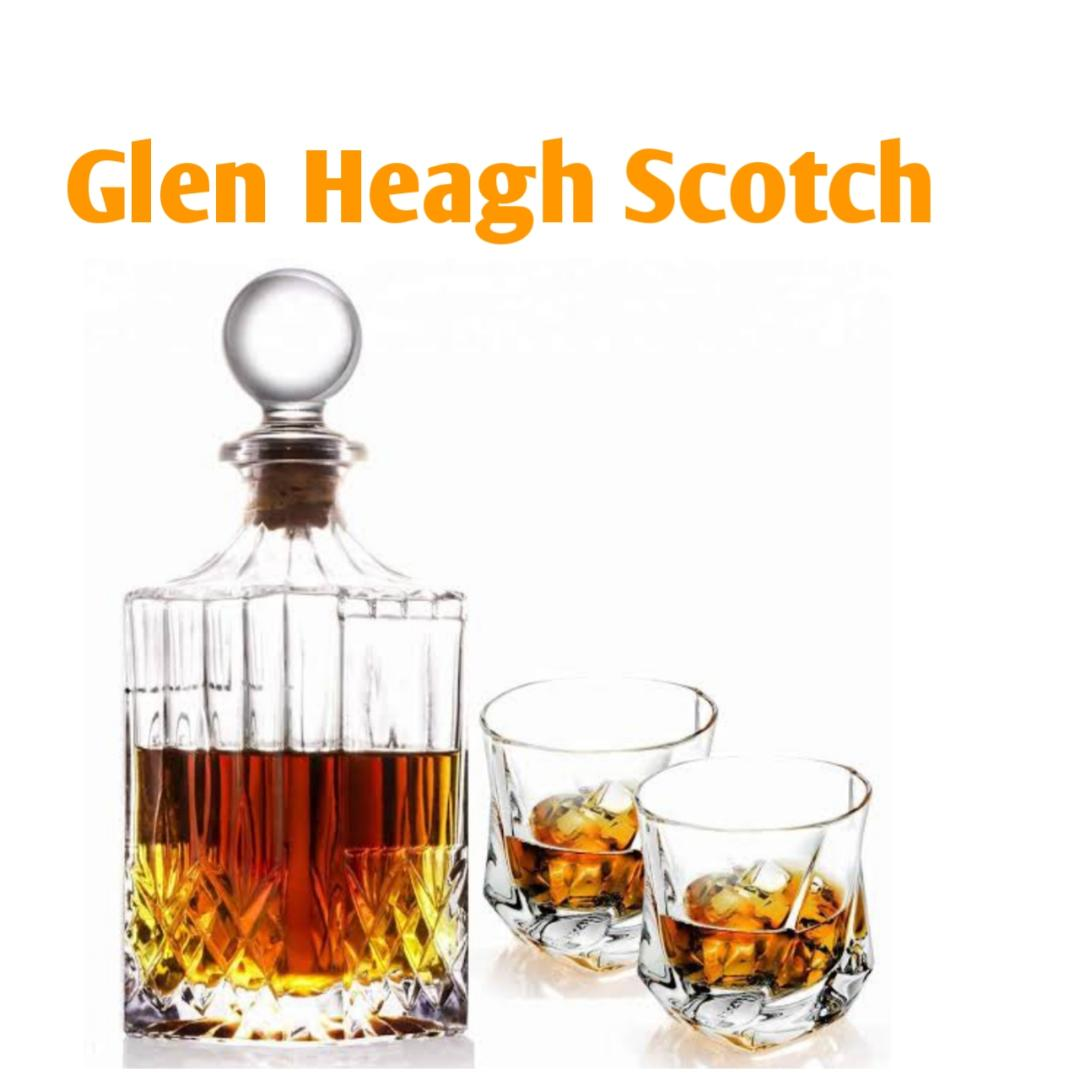 Glen Heagh Scotch