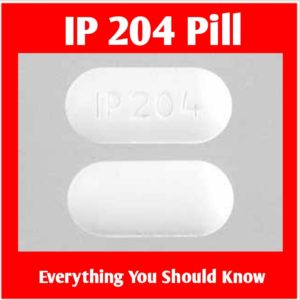 IP 204 Pill