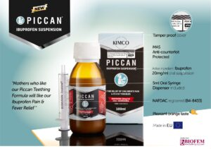 Piccan Teething Remedy