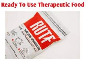 Ready-to-Use Therapeutic Food (RUTF)