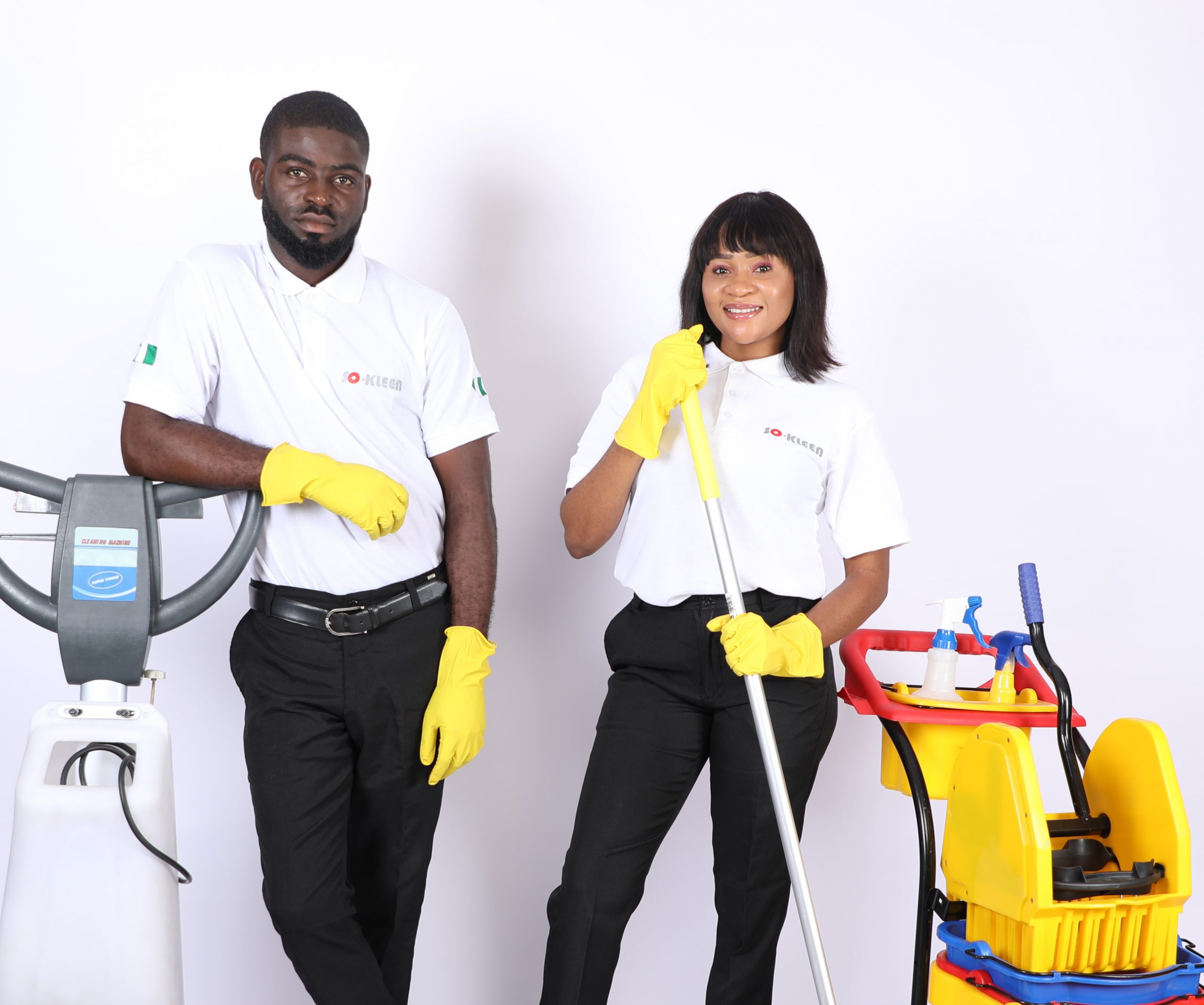 Cleaning Companies in Nigeria