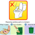 How to Dispose Sanitary Pad in Nigeria