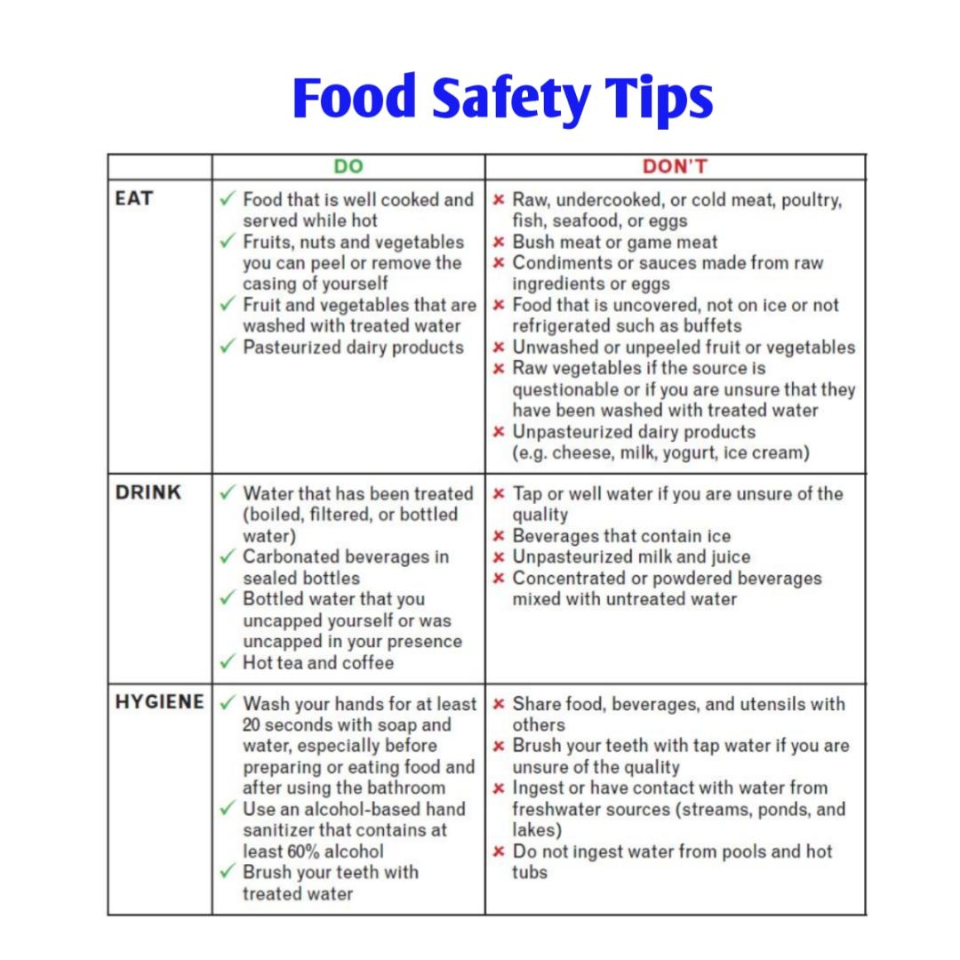 Food Safety in Nigeria