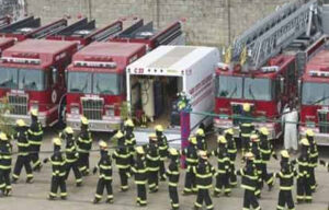 How Many Months Is Federal Fire Service Training
