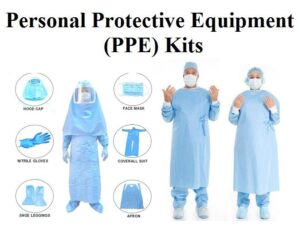 How To Use PPE