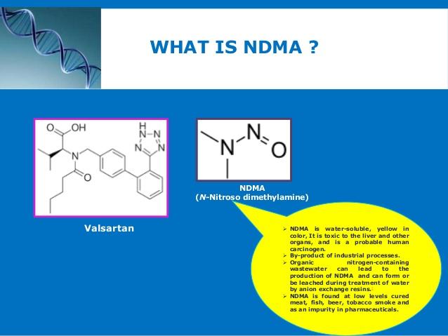 What is NDMA