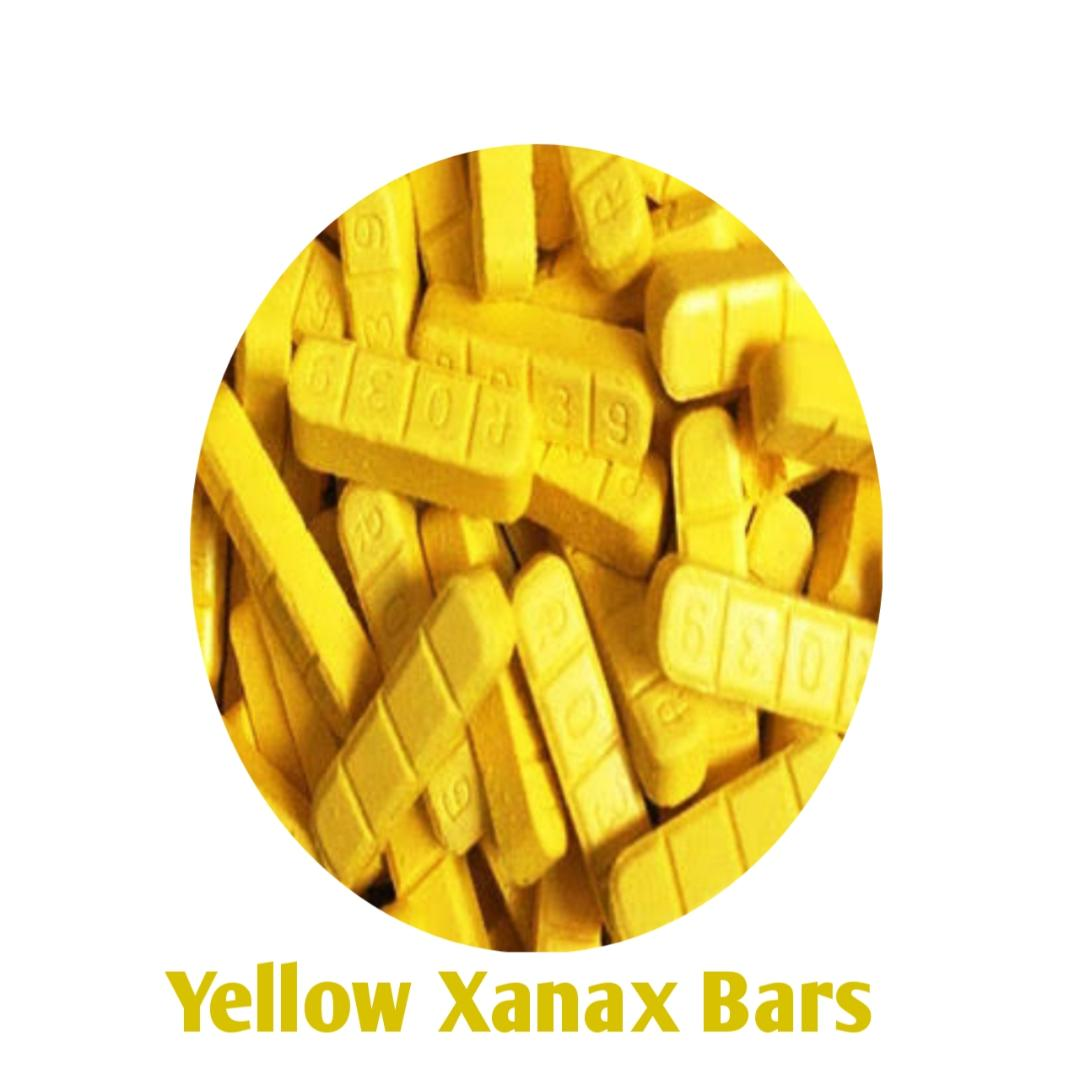 Yellow R039 Xanax Pill