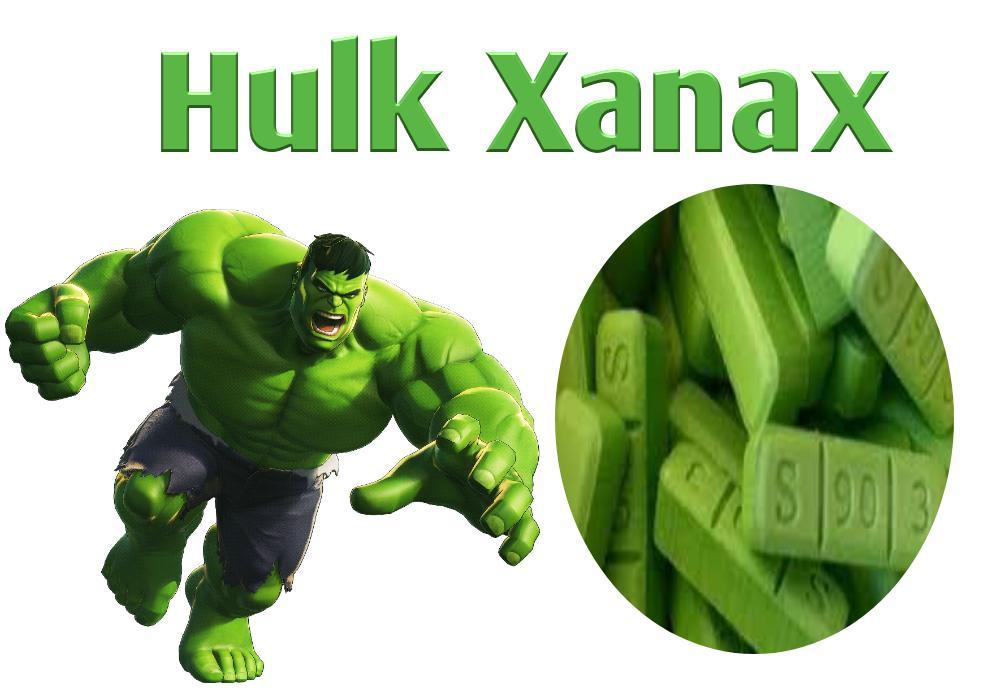 hulk xanax