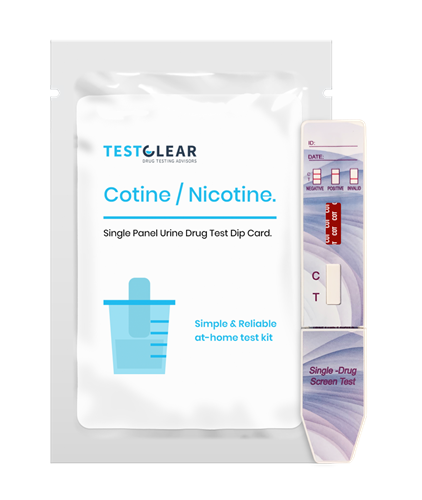 Does Nicotine Show Up On A Drug Test