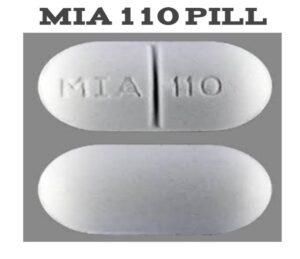 MIA 110 Pill