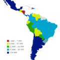Poorest Country in South America