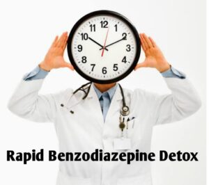 Rapid Benzodiazepine Detoxification