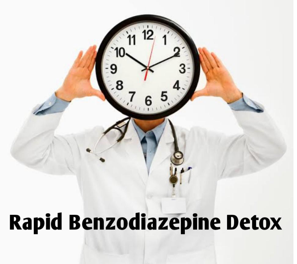 Rapid Benzodiazepine Detoxification