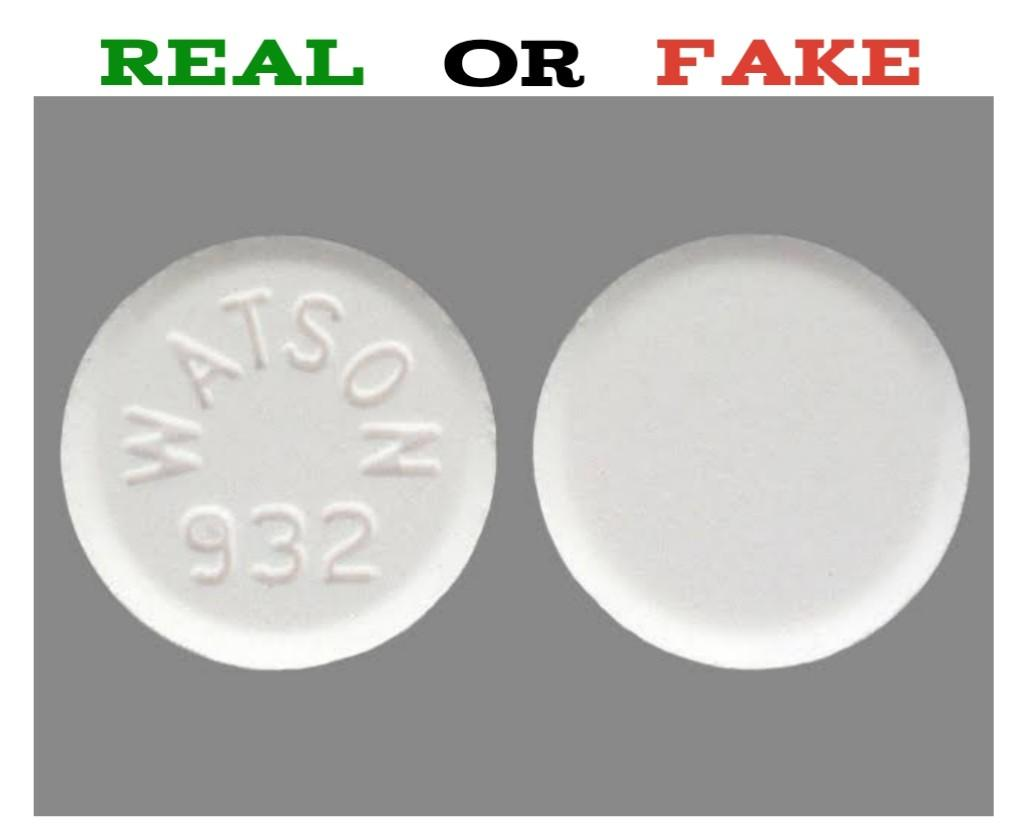 How To Spot a WATSON 932 Fake