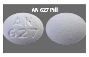 an 627 pill