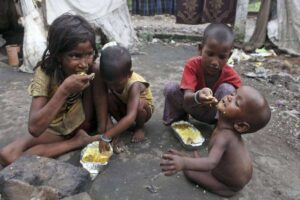 poorest country in the world