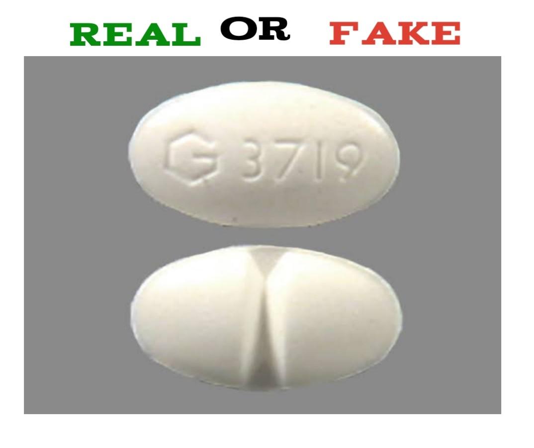 G3719 Pill