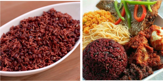 health benefits of Waakye