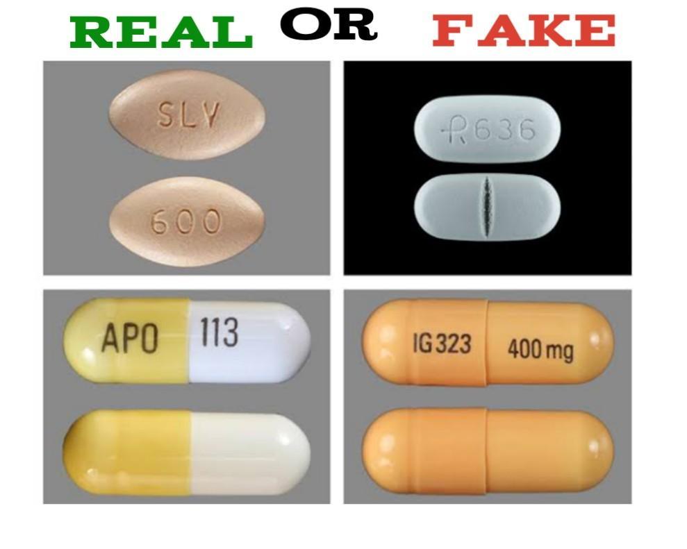 Fake Gabapentin