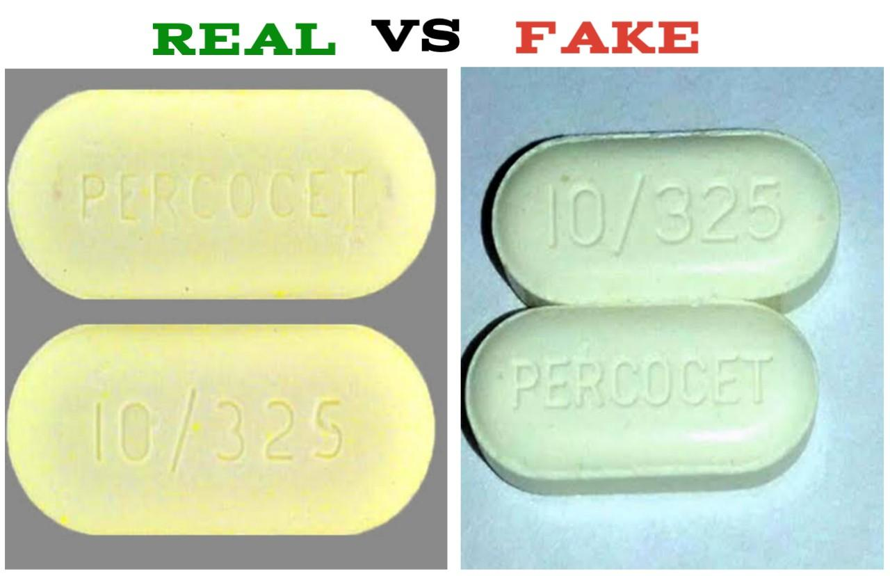 Fake Percocet