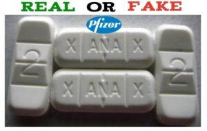 Fake Pfizer 2mg Xanax