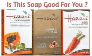 Hawaii Whitening Soap