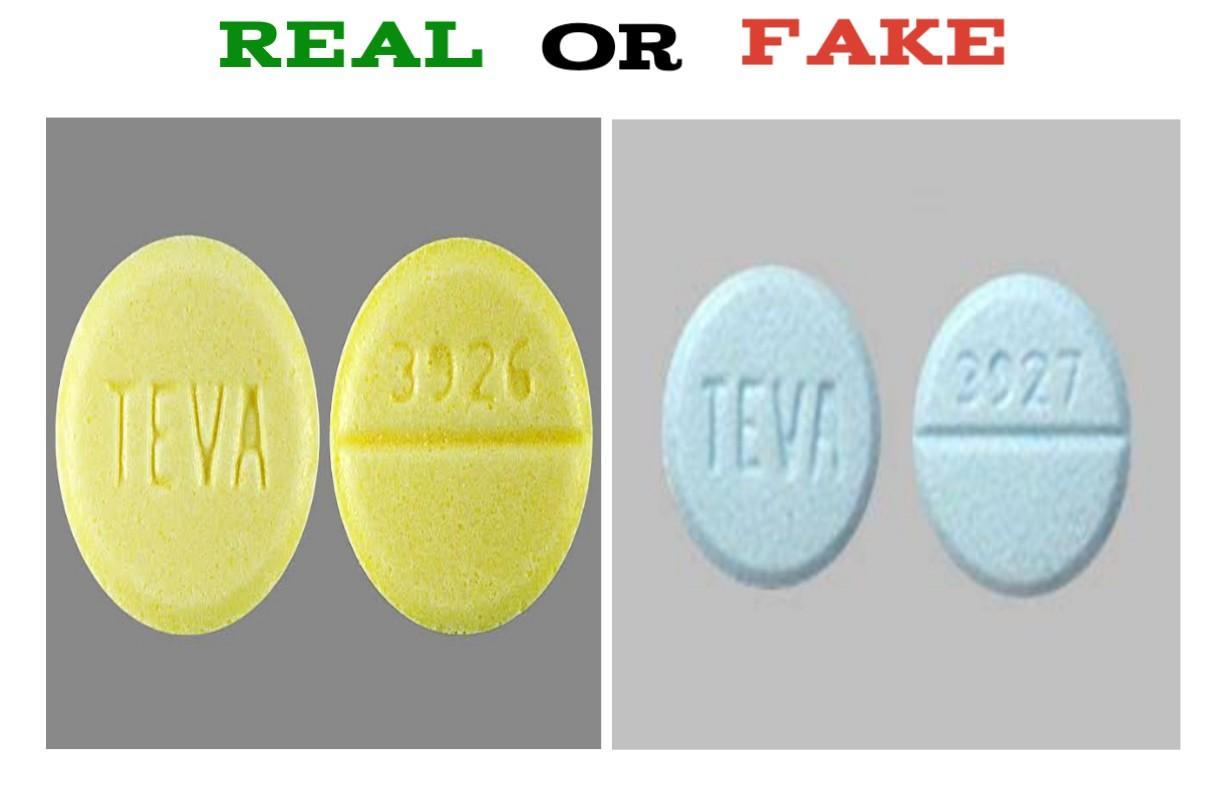 Round Yellow Pill Teva 3926