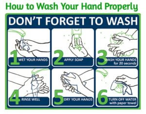 How Wash Your Hands Properly