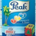 Is peak 123 milk good for babies