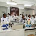 Where can a biochemist work in Nigeria