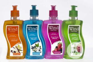 Wind Hand Wash