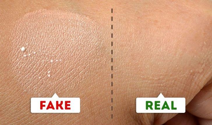 how to spot fake nivea cream