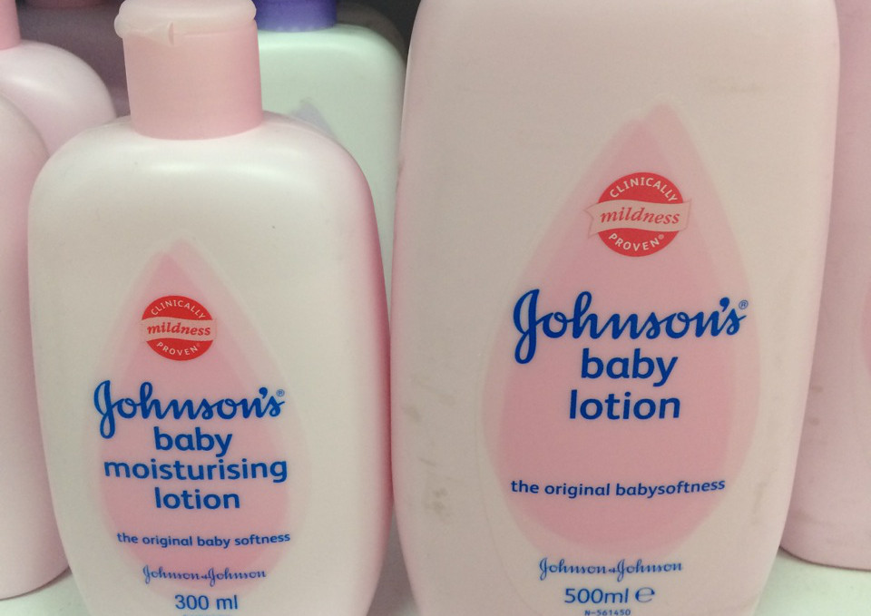 How To Identify Fake Johnson Baby Lotion