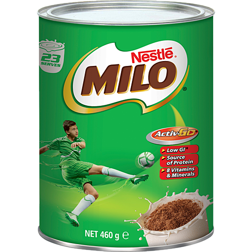 milo health benefits and side effects