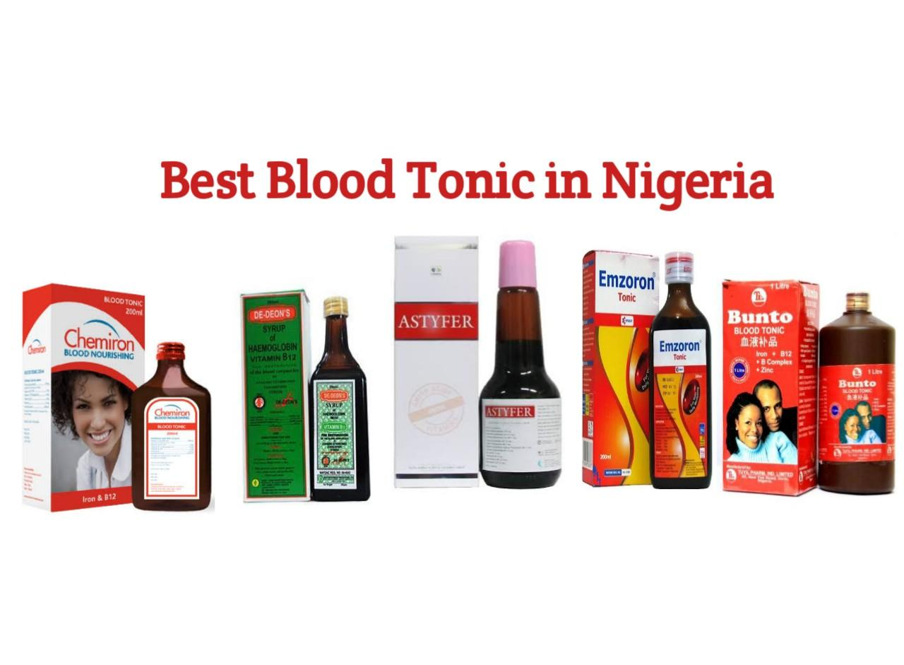 blood tonic for weight gain in Nigeria