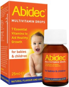 Does Abidec Make Babies Gain Weight