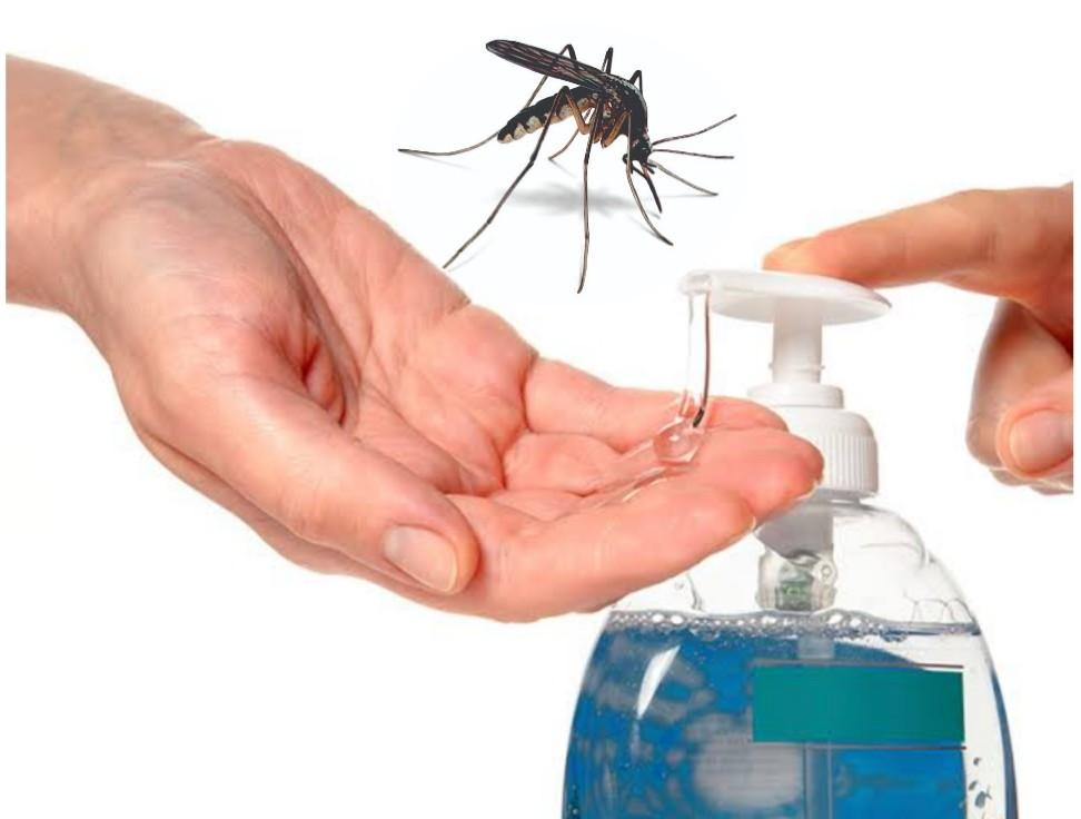 Does Hand Sanitizer Repel Mosquitoes