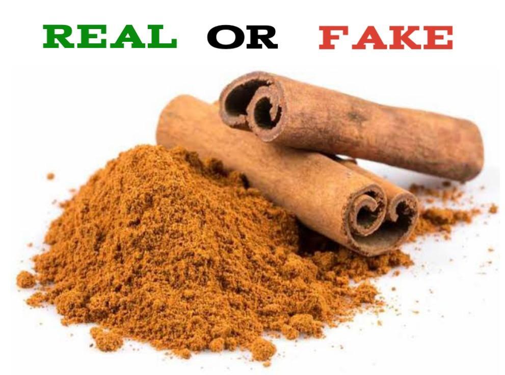 How To Spot A Fake Cinnamon Vs Real Cinnamon