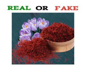 How To Tell If Saffron Is Real Vs Fake