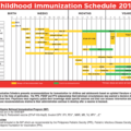 Immunization Schedule Philippines CHART