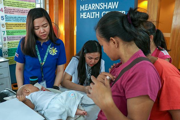 Immunization Schedule Philippines