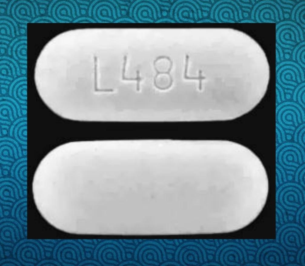L484 white pill