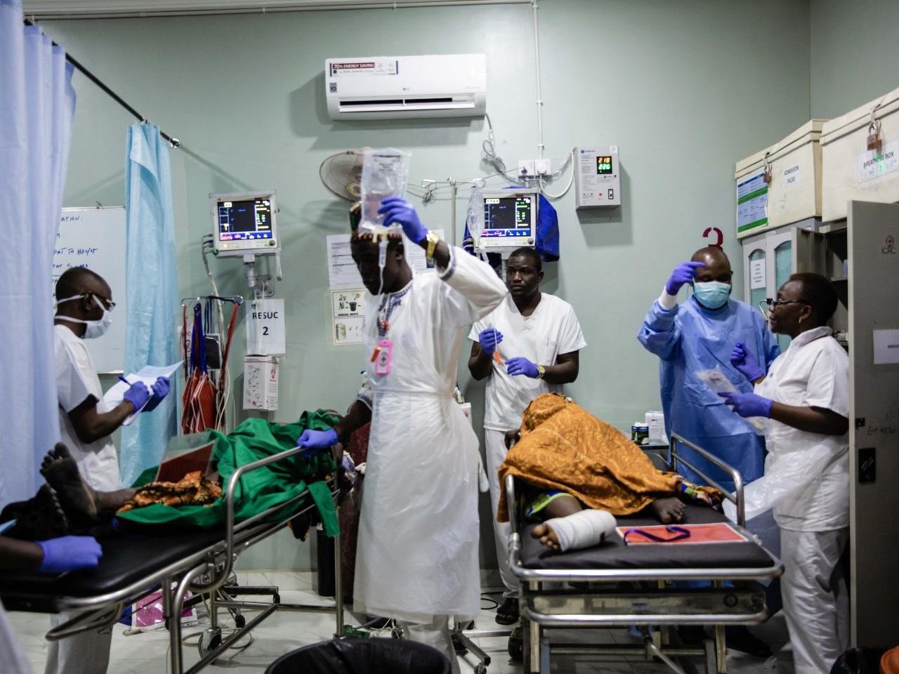Nurse Anesthetist Programs In Nigeria