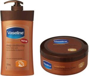 Vaseline Cocoa Butter Deep Conditioning Body Cream