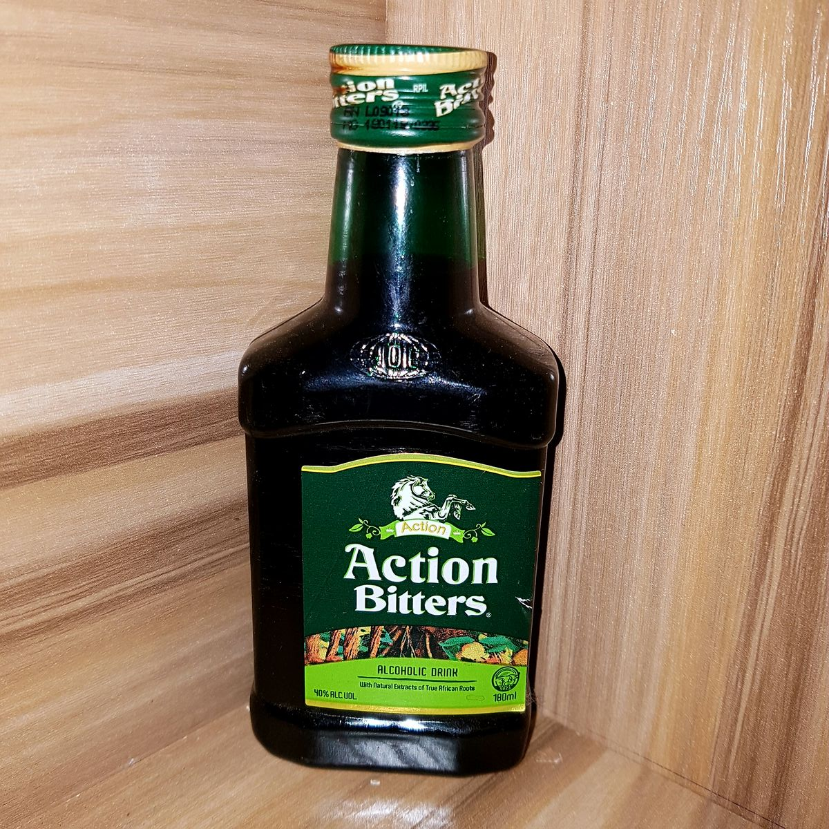 What Does Action Bitters Do In The Body