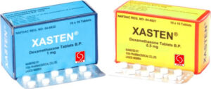 What is Xasten Tablet Used for