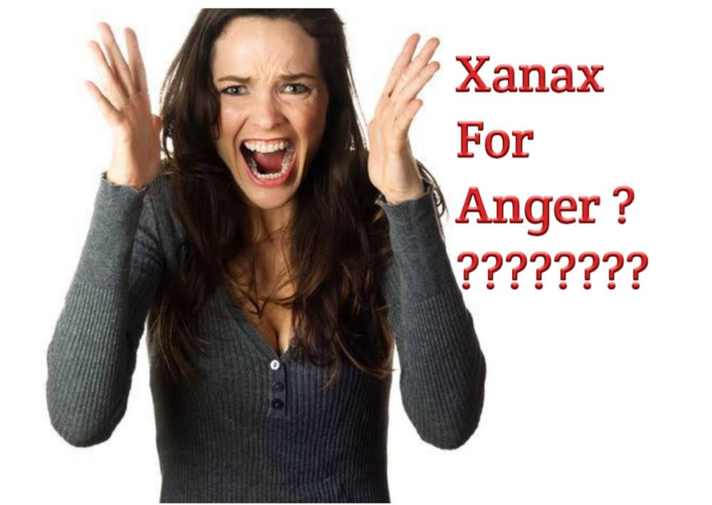 Xanax For Anger
